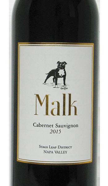 2015 Malk Cabernet Sauvignon
